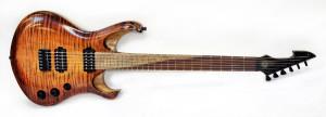 MMG Custom Guitars - Cthulhu model (1)