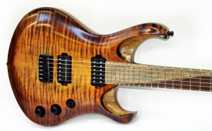 MMG Custom Guitars - Cthulhu model (2)