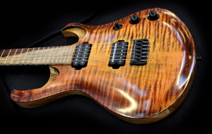 MMG Custom Guitars - Cthulhu model (4)